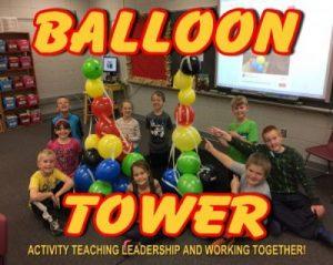 balloon-tower
