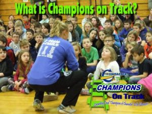 what-is-champions-on-tracksm