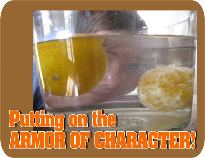 Armour of Character